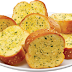 Feel Calmer with Garlic Bread