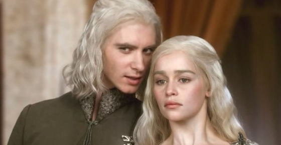 daenerys targaryen and viserys relationship questions