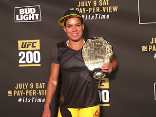 Ronda Rousey lost inside a minute on her return to UFC as Amanda Nunes took a stunning victory