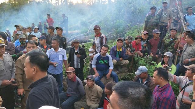 Serikat Petani Indonesia Mendesak Polres Merangin Bebaskan Azhari