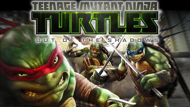 تحميل لعبة Teenage Mutant Ninja Turtles Out of the Shadows كاملة بحجم صغير
