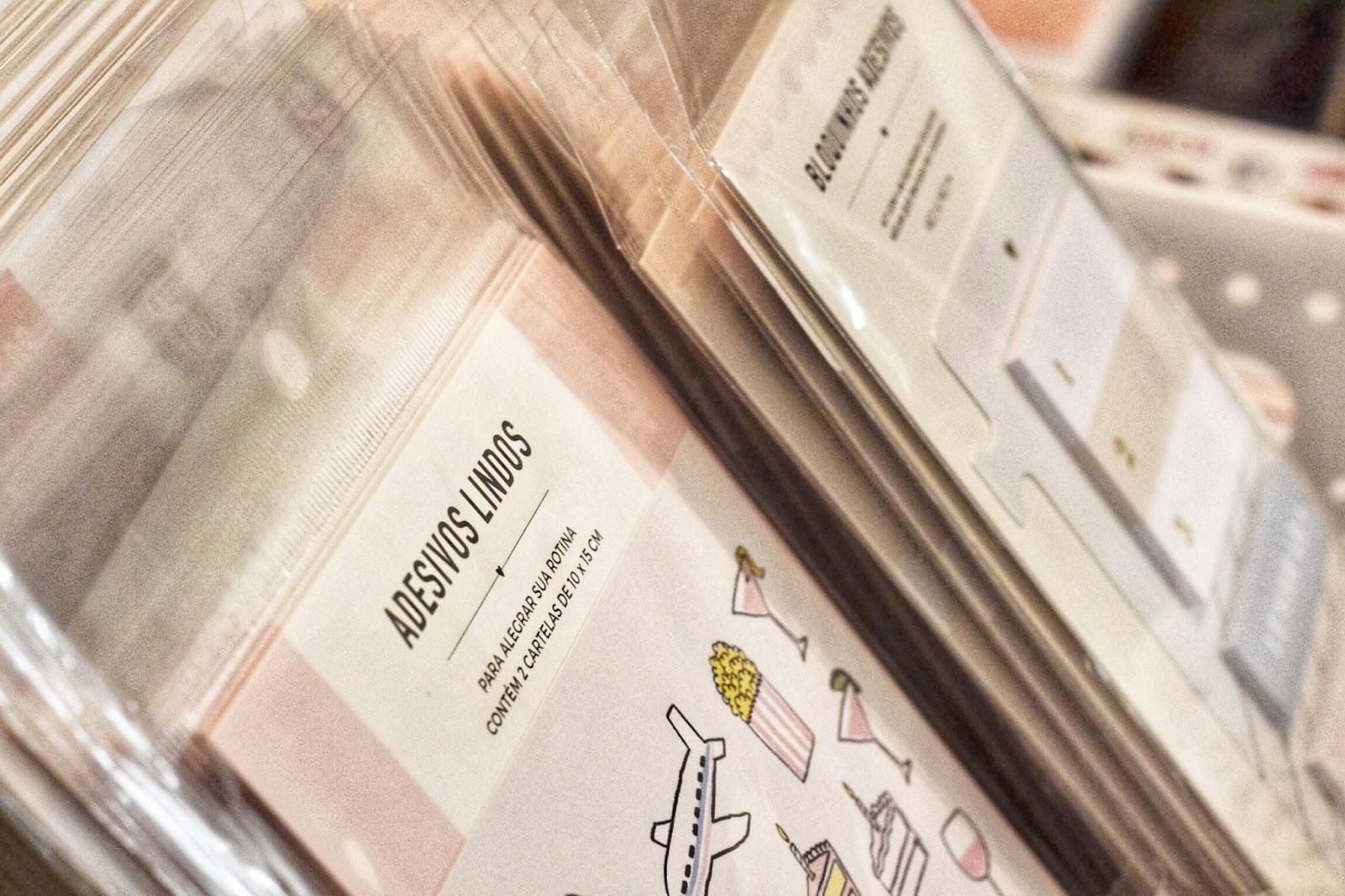 evento lançamento coleção 2018 de planners da Meg & Meg para Além do Papel, Curitiba/PR