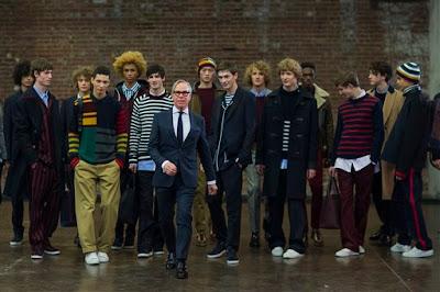 Tommy hilfiger, Hilfiger Edition, Tommy Hilfiger Tailored, Pitti Uomo, moda masculina, blog moda masculina, otoño 2017, preppy style,