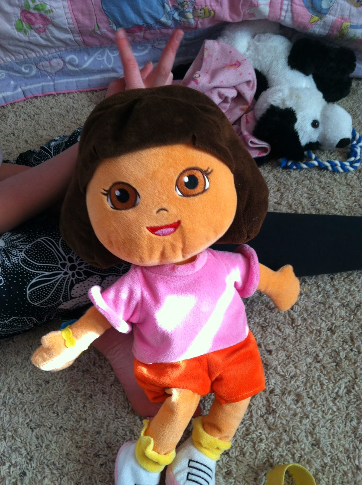 The Original Jc How Do You Make Dora Creepy