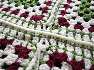 crochet, fail, joining granny squares, frogging