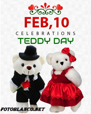HAPPY TEDDY DAY 2016