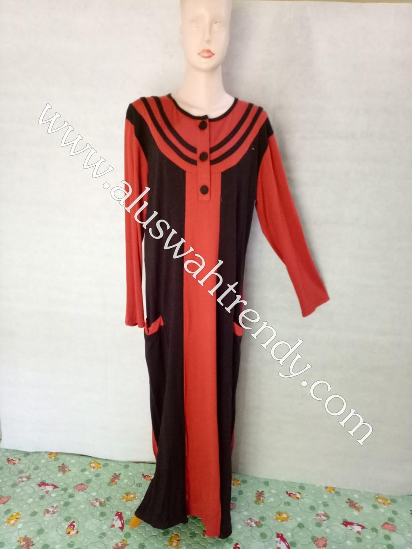 Gamis Muslimah 041 Spandek