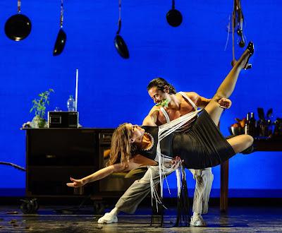 Elisabeth Jansson, Leon de la Guardia - Verdi: Un giorno di regno - Heidenheim Opera Festival (Photo Oliver Vogel)