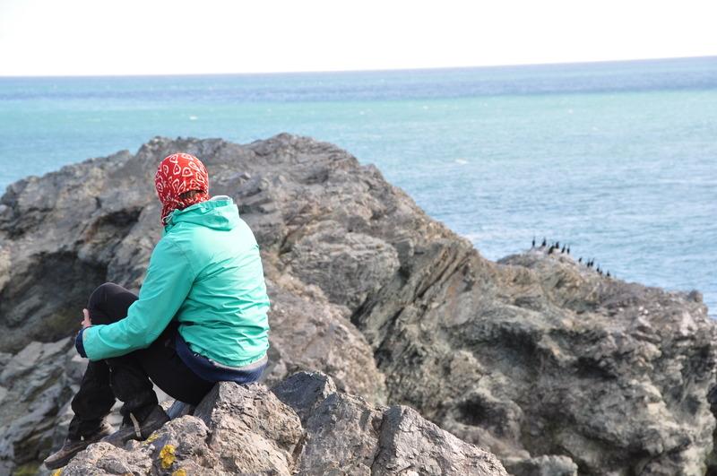 остров камень-город мыс камчатский водораздел берингова моря и тихого океана\