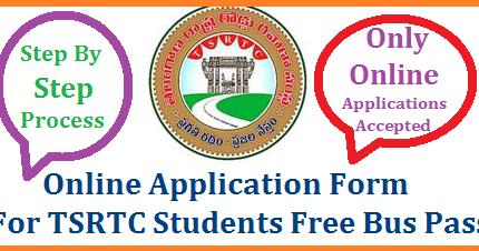telangana-tsrtc-student-free-bus-p-online-application-form Online Bus P Application Form Tsrtc on