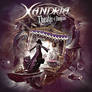 Xandria - Theater Of Dimensions (2017) - Album Download, Itunes Cover, Official Cover, Album CD Cover Art, Tracklist