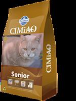 Ração para gatos idosos