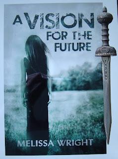 Portada del libro A Vision for the Future, de Melissa Wright