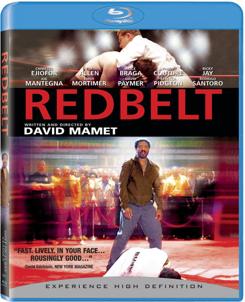 Redbelt 2008 Hindi Dubbed Dual BRRip 720p