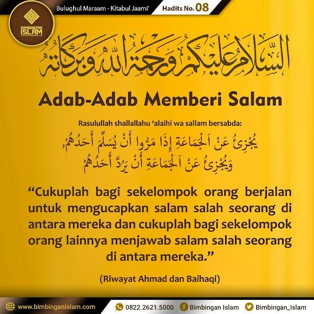 Cara Jawab Salam Dari Orang Bukan Islam