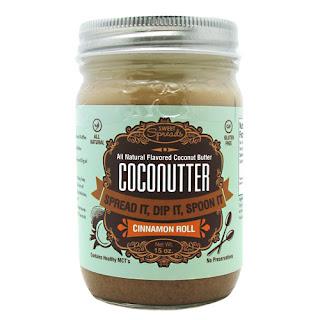 casey the college celiac coconutter cinnamon roll