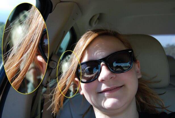 Melissa Kurts selfie