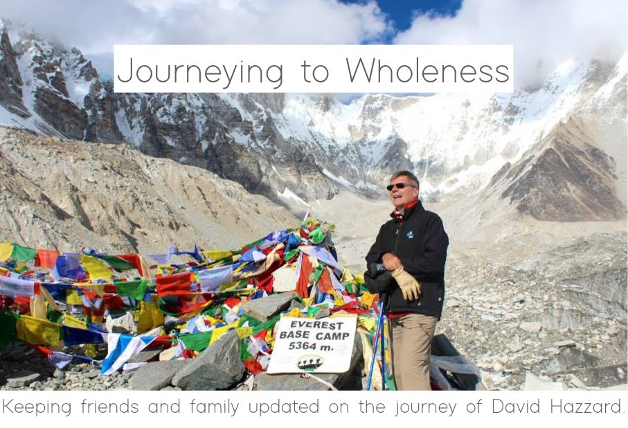 Journeying to Wholeness