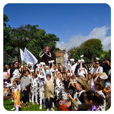 Whytemead First School at Worthing Children's Parade