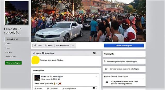 Guarda Civil de Osasco monitora redes sociais para impedir pancadões