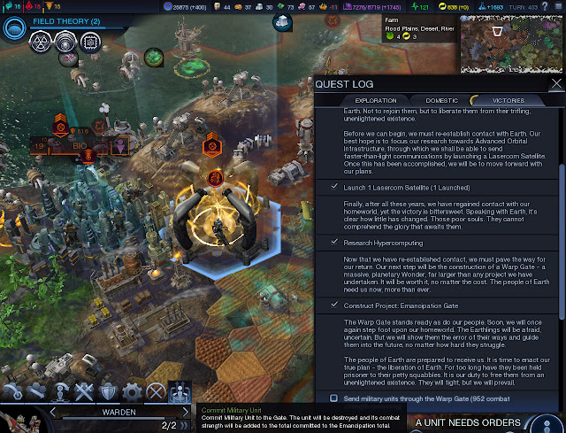 Civilization: Beyond Earth  | Emancipation Screenshot