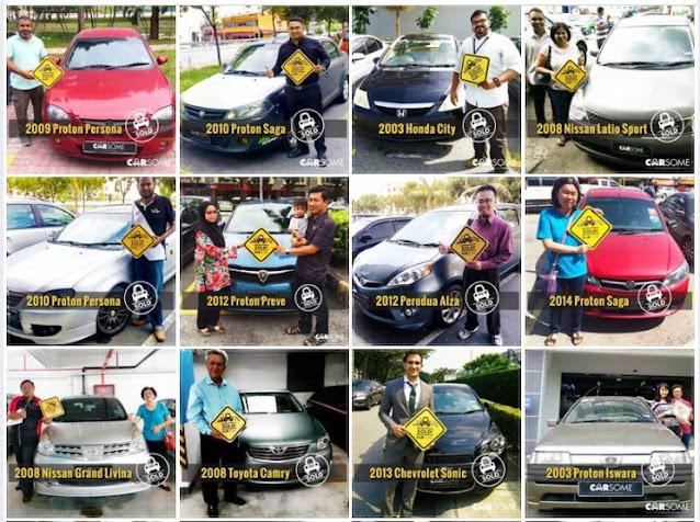 Carsome | Jual Kereta Terpakai Cepat & Harga Tinggi