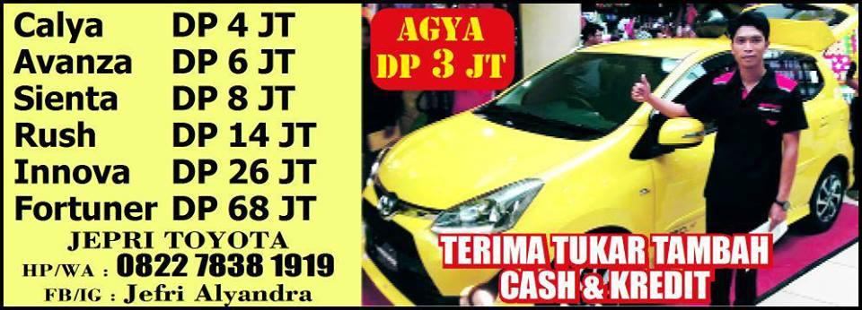 Daftar Harga Mobil Toyota Bangka Dealer Resmi Toyota Bangka Pt Istana Agung Toyota Bangka Toyota Jefri