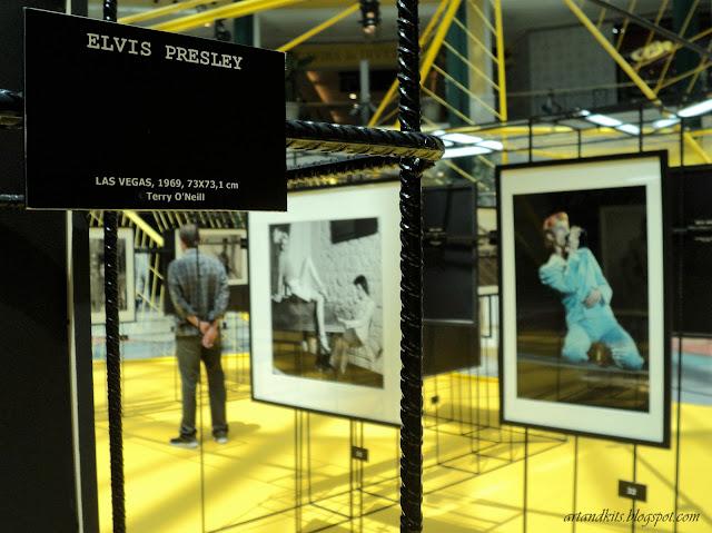 """Hoje deixo por aqui, algumas imagens da exposição de fotografia de Terry O'Neill, denominada """"Faces of the Stars"""", em exibição no Centro Comercial Colombo, até 28 de Setembro. /  Today I leave here, some images  from Terry O'Neill's photo exhibition, called """"Faces of the Stars,"""" featured at the Colombo Shopping Centre, until 28 September."""