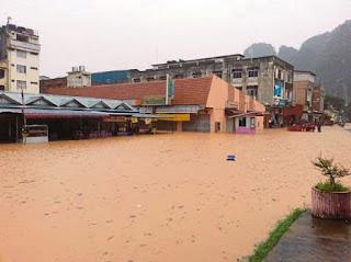 RM100,000 Bantuan Untuk Mangsa Banjir Terkepung Kelantan