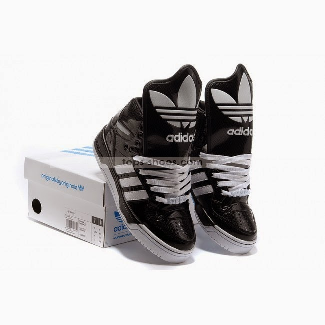 buy online 35dcd fab8c adidas high tops big tongue