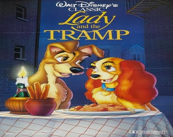 Lady And The Tramp 1955 Animated Movie In Hindi Full Online Cartoon In Hindi Watch All Cartoons Online