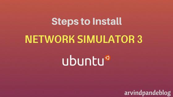 How to install ns3 Linux Ubuntu 16.04 - Programming Tutorials