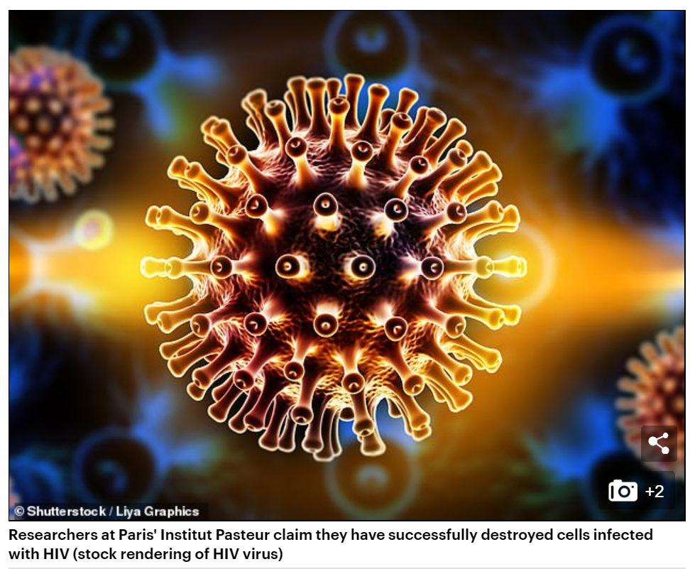 Medeshi News: Breaking News - Cure for HIV/Aids reached