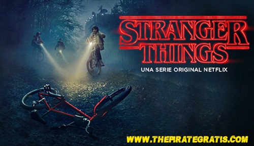 Stranger Things 1ª Temporada Completa
