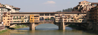 Ponte Vecchio ベッキオ橋 老橋