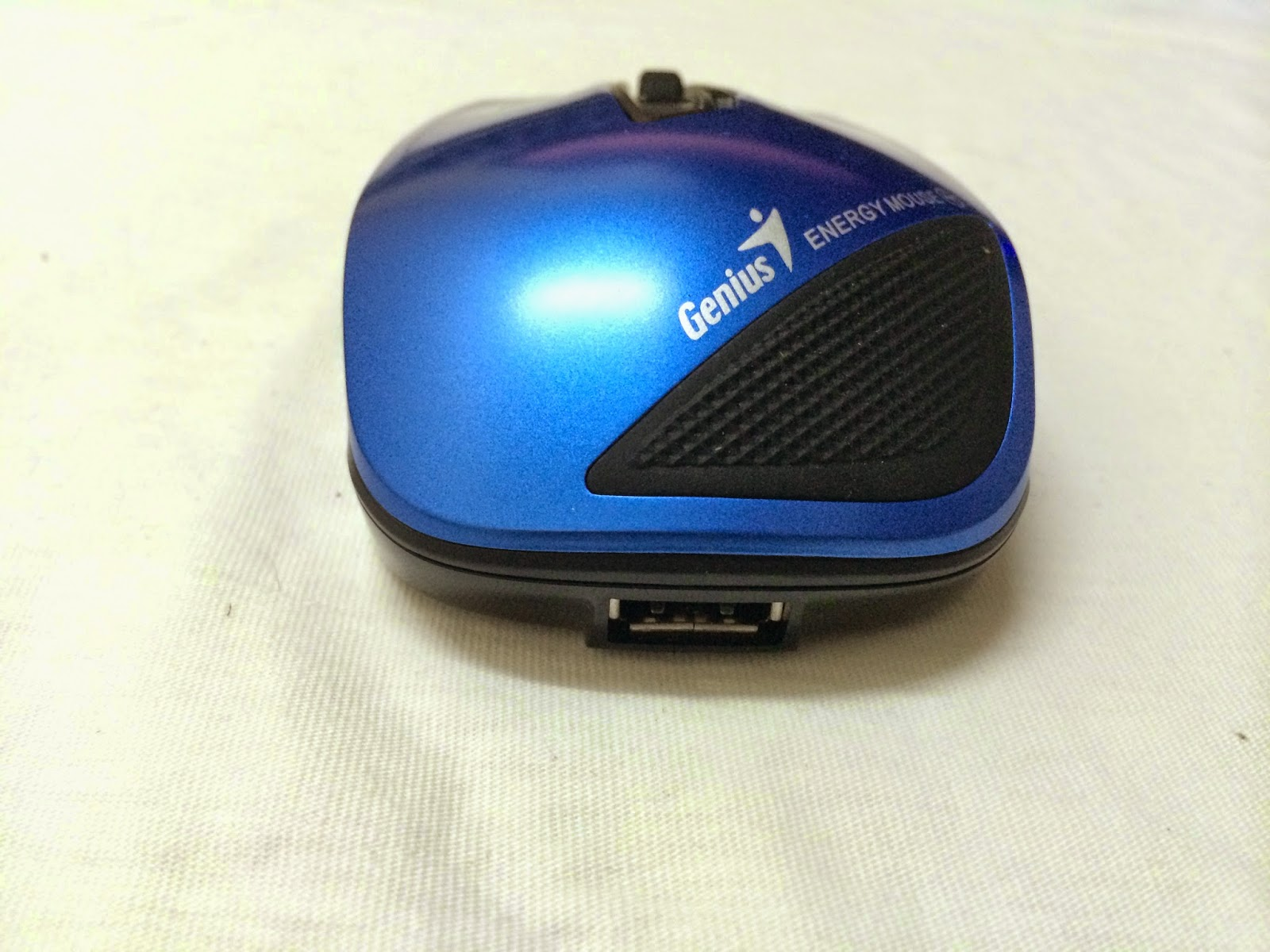 Unboxing & Review: Genius Energy Mouse 7