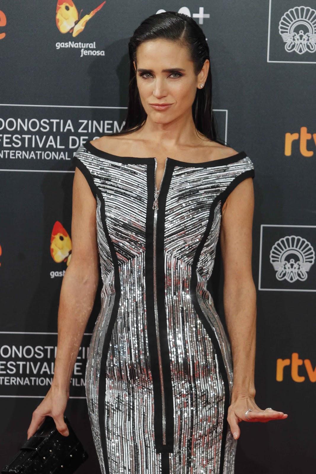 Jennifer Connelly at 'American Pastoral' Premiere at 64th San Sebastian International Film Festival