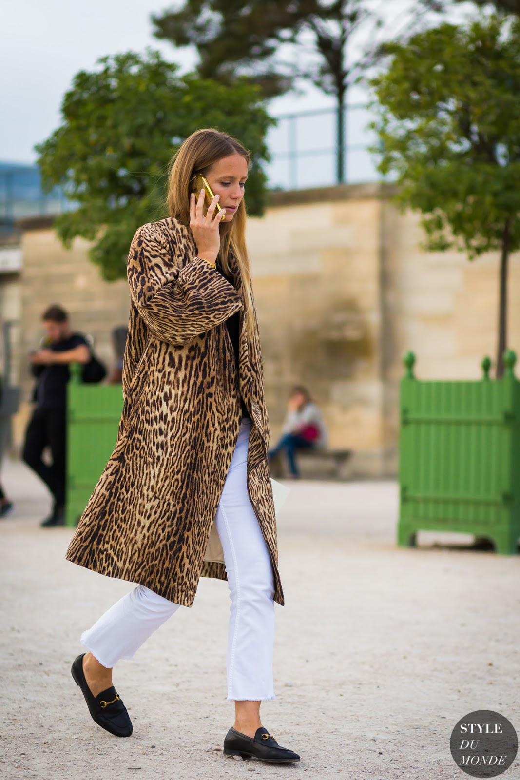 How to Wear an Animal Print Coat for Fall – Jennifer Neyt Street Style