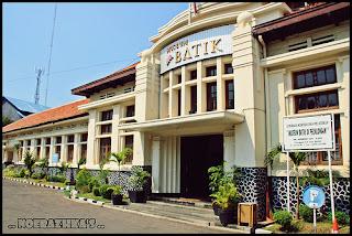 Melihat Batik Tradisional Hingga Kontemporer di Museum Batik Pekalongan