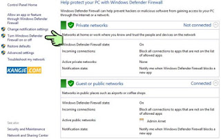 Step 3 Cara Mematikan Firewall Di Windows 10