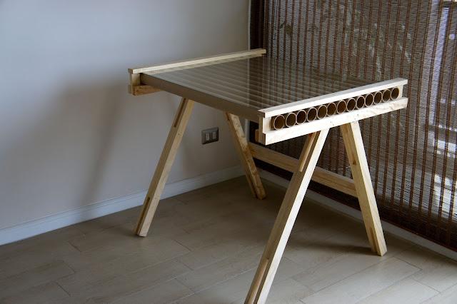 Eco reciclaje haz una mesa t mismo - Mesas de carton ...