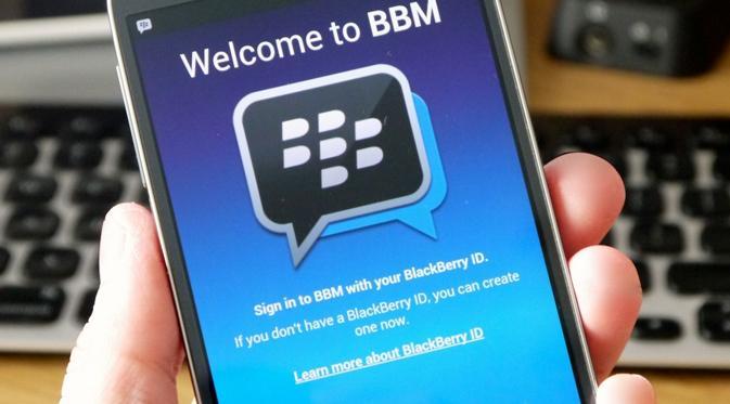 Terbaru Grup BBM Android Bisa Menampung 250 Anggota