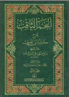 تحميل كتاب النجم الثاقب شرح كافية ابن الحاجب - صلاح بن علي بن محمد بن أبي القاسم