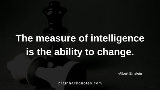 Top 20 Quotes of Albert Einstein - Brain Hack Quotes