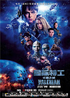 Valerian and the City of a Thousand Planets Movie Poster 15