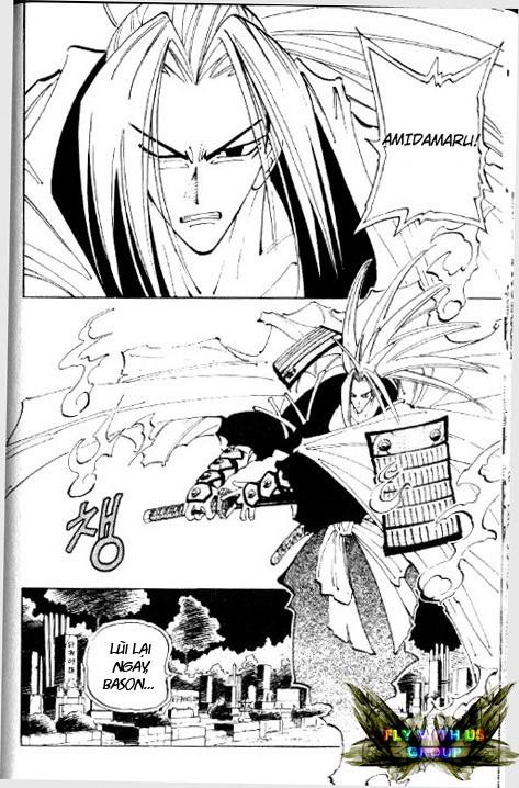 Shaman King [Vua pháp thuật] chap 56 trang 8