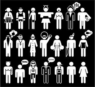 """""""Los principales tipos de estereotipos de personajes norteamericanos y como evitarlos"""""""