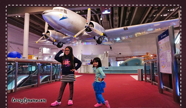 DIY Hong Kong Tour Itinerary - Hong Kong family tour - visit Hong Kong - Hong Kong Science Museum