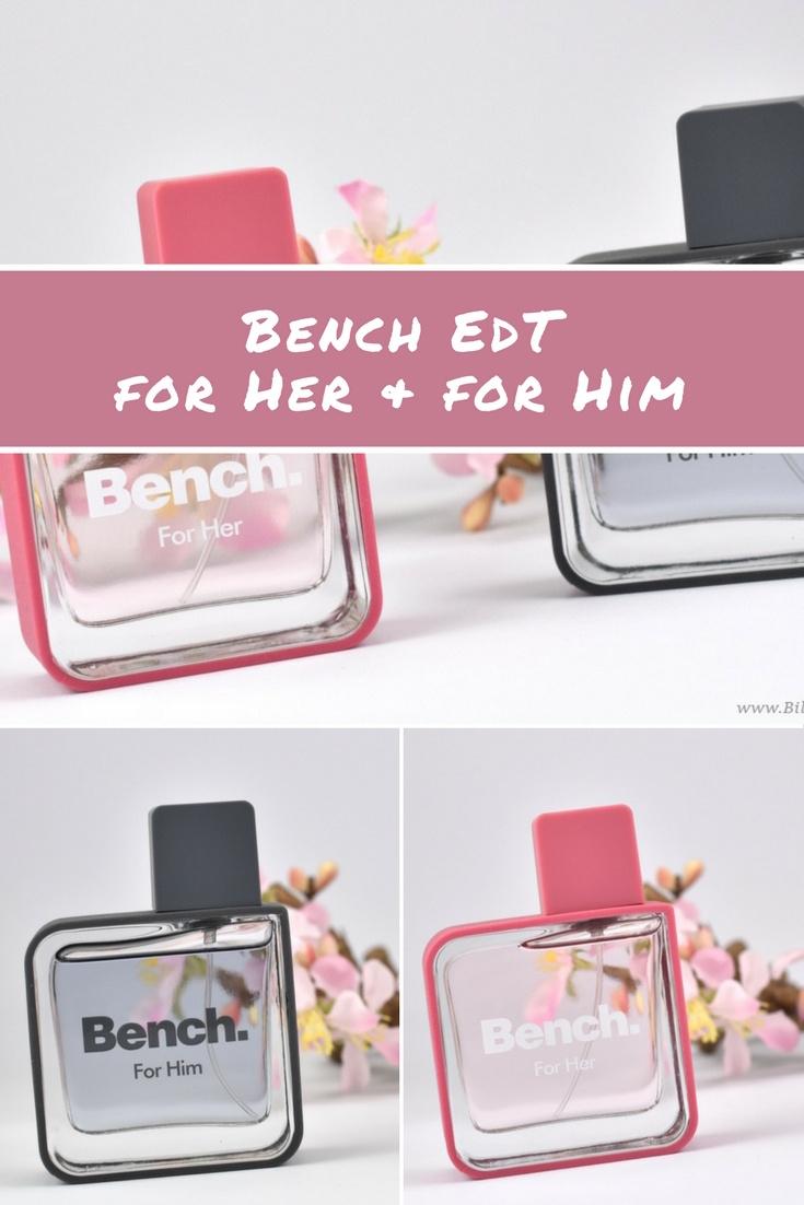 Bench Eau de Toilette - For Him & For Her - Parfum Review