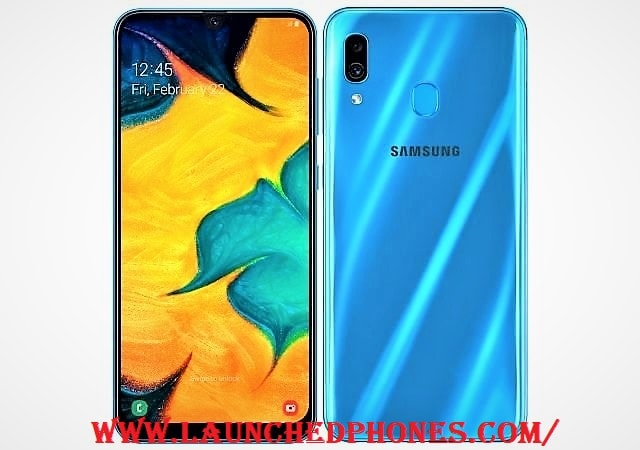 Samsung Galaxy A30 Picture